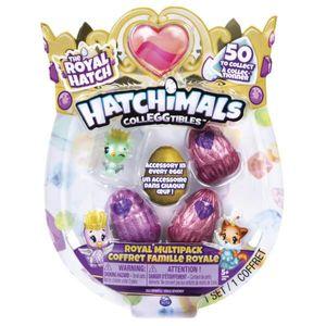 Spin Master Hatchimal Colleggtibles Serie 6 4 Pack + Bonus sortiert