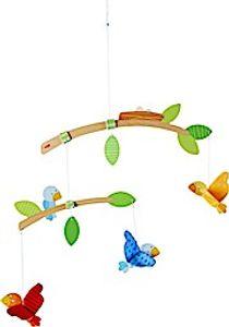 Haba mobile Vögel Junior 60 x 50 cm Holz/Polyester