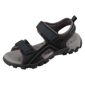 superfit - Kinder klassische Sandale Schwarz Schuhe, Größe:36
