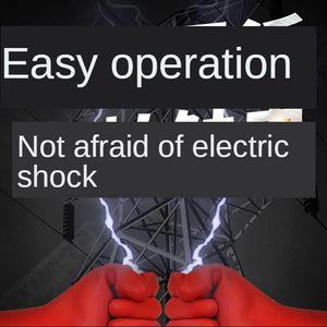 Hohe Spannung Elektriker Isolierende Handschuhe Gummi 12kv Größe 12kv