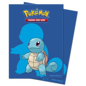 Ultra Pro Sleeves - Pokemon Squirtle (65 Sleeves) #15387