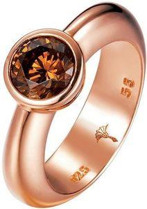 Joop! Jewelry Meryl JPRG90647C Damenring Mit Zirkonen, Ringgröße:55 / 7 / M