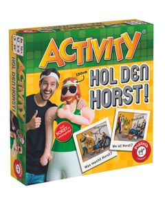 Piatnik - Activity Hol den Horst Brettspiel Partyspiel Ratespiel