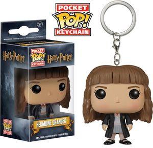 Harry Potter Hermione Hermine Granger - Schlüsselanhänger Funko Pocket POP! Keychain
