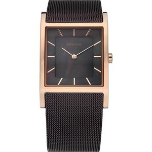 Bering Uhr - Damenuhr mit Milanaiseband - Classic Collection -...