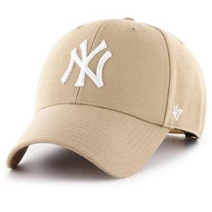 47 Brand Snapback Cap - MLB New York Yankees khaki