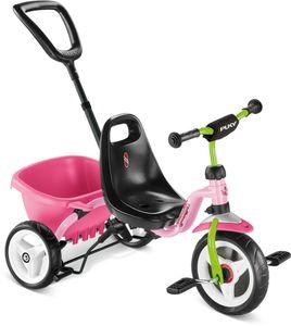 Puky Ceety Dreirad Kinder rosé/kiwi