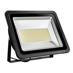 300W LED Strahler 24000LM Außenleuchte LED Fluter Außenstrahler Flutlicht IP65 Flutlichtstrahler Scheinwerfer Warmweiß Licht für Garten, Garage, Sportplatz, Hotel, 1 Stück