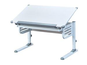 Ergonomischer Kindertisch Schreibtisch Skalare push-to-open Schublade höhenverstellbar neigbar