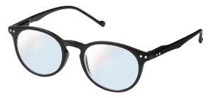 Libri_x monitorbrille Style 18 x 7,5 cm +2,0 schwarz