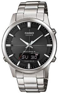Casio Uhr Funk-Solar Armbanduhr Herrenuhr LCW-M170D-1AER