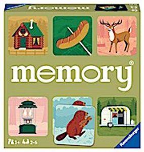 Ravensburger Camping Adventures memory