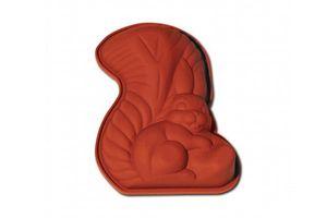 Silkomart Silkonbackform Mini Eichhörnchen