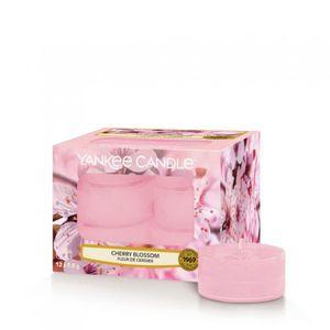 Yankee Candle Cherry Blossom Teelicht 12st 118 g