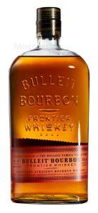 Bulleit Bourbon Frontier Whiskey 0,7l (45% Vol)- [Enthält Sulfite]
