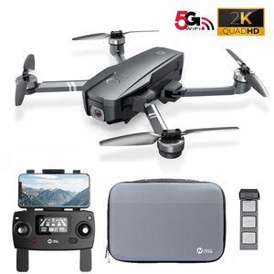 Holy Stone HS720 Faltbare GPS Drohne mit 2K Kamera,26 Min. Lange Flugzeit,Bürstenloser Motor, 5G WIFI
