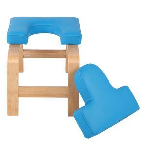 Yoga Chair Headstand Kopfstandhocker Yogastuhl Inversion Bench Headstander Fitness Stool Workbench Kit