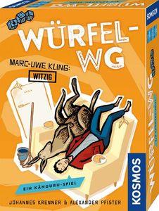 Kosmos Würfel-WG (Marc-Uwe Kling)