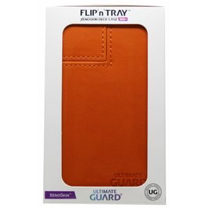 Ultimate Guard - Flip Deck Box 100+ (orange)