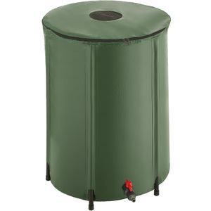 tectake Regenwassertank - 250 L