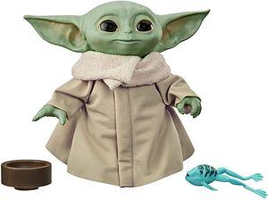 Hasbro Star Wars The Mandalorian The Child Sprechende Plüschfigur 19 cm HASF1115