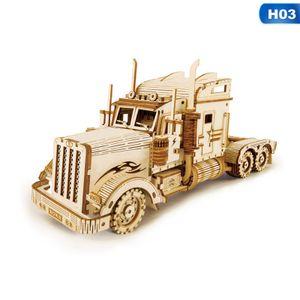 3D-Holzpuzzle für Erwachsene,Mechanische Automodell Kits, Denksport Puzzles,Konstruktionsbausätze für mechanische Zahnräder,DIY-Montagespielzeug