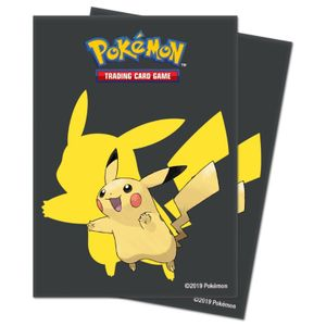 Ultra Pro Standard Sleeves - Pokemon Pikachu 2019 (65 Sleeves) #15101