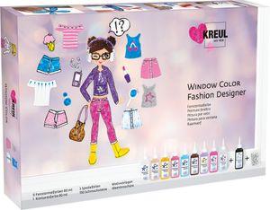 "KREUL Window Color ""Fashion Designer"" Set"