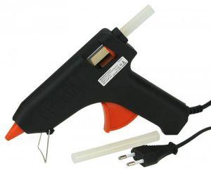 230V Heißklebepistole Set mit 18 Klebesticks 11mm