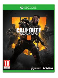 Microsoft Call of Duty: Black Ops 4, Xbox One, Xbox One, Multiplayer-Modus, M (Reif)