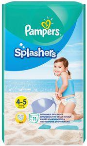 Pampers Schwimmwindeln Splashers Größe 4 - 5 Tragepack 11 Stück