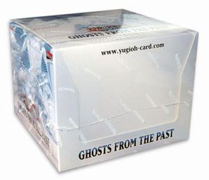 Yu-Gi-Oh! - Ghosts From the Past Tuckbox deutsch 1. Auflage (5er Display)