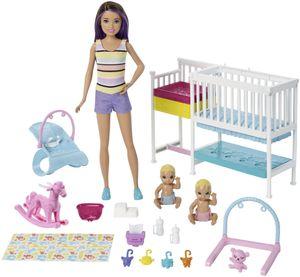 """Barbie """"Skipper Babysitters Inc."""" Kinderzimmer Spielset"""