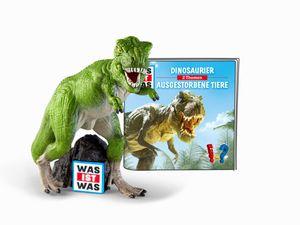 Was ist was - Dino 01-0038 Ausgestorbene Tiere  Tonie