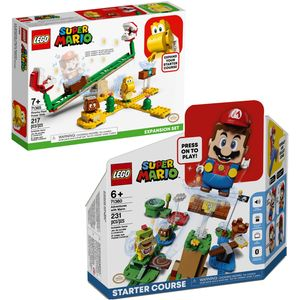 LEGO? 71360 71365 Super Mario? 2er Set Starterset