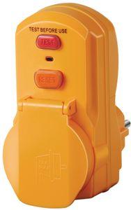 Brennenstuhl Personenschutz Adapter BDI-A 30 IP54