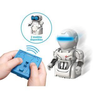 YCOO von Silverlit Mini Funkgesteuerter Roboter - 88058 - 8 cm in 2 Modellen erhältlich