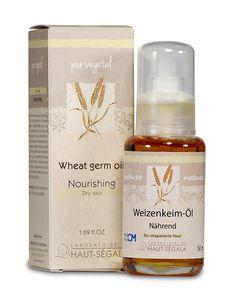 NCM - Bio Weizenkeim Öl - 50ml für strapazierte Haut
