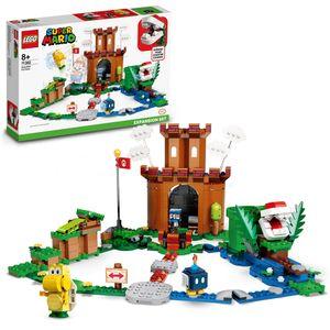 LEGO 71362 Super Mario Bewachte Festung – Erweiterungsset, Bauspiel