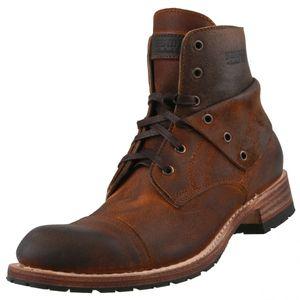 Sendra Herren Stiefel 11934 Braun, Schuhgröße:EUR 43