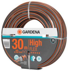 """GARDENA Comfort HighFLEX Schlauch 10x10, 13 mm (1/2""""), 30 m, ohne Systemteile 18066-20"""