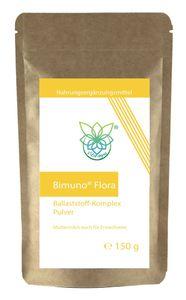 VITARAGNA® Bimuno Flora Ballaststoff-Komplex mit GOS als Pulver – die Muttermilch auch für Erwachsene, für die Darmflora und Darm-Bakterien, 150g