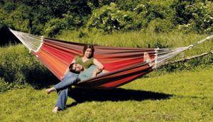 Hängematte Amazonas Paradiso terracotta 250x175cm XXL