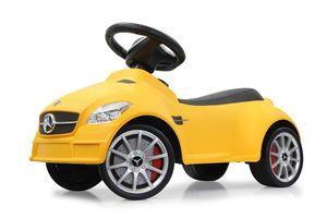 Jamara Rutschauto Mercedes SLK 55AMG gelb