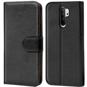Book Case für Xiaomi Redmi Note 8 Pro Hülle Tasche Flip Cover Handy Schutz Hülle