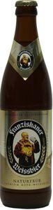 Franziskaner Weissbier naturtrüb (500 ml)
