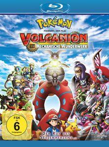 Pokémon: Volcanion und das mechanische Wunderwerk