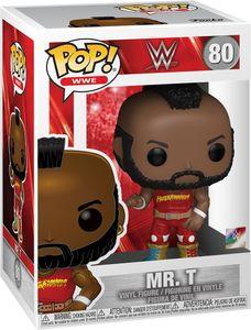 WWE - MR. T 80 - Funko Pop! - Vinyl Figur