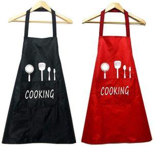 2Pack Schürze,Wasserdicht Kochschürze mit Taschen,Verstellbarem Küchenschürze,Grillschürze,latzschürze,Cafe,Restaurant,Küchenschürze für Frauen Männer Chef