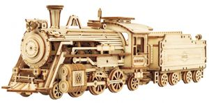 ROKR 3D-Holz-Puzzle Prime Steam Express